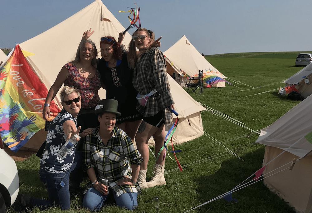 Festivals are BACK! Let's take a look at Femme Fest 2021.
