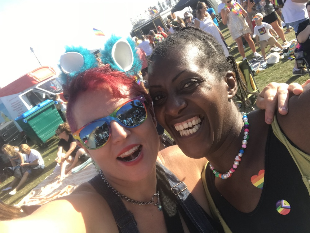 Homophobia and transphobia mar Oban Pride on Scotland's west coast.
