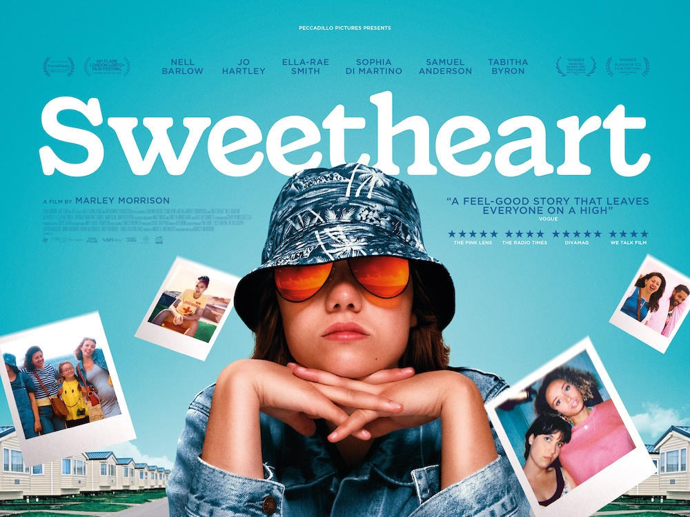 Sweetheart review. Love and laughter in this likeable lesbian romcom.