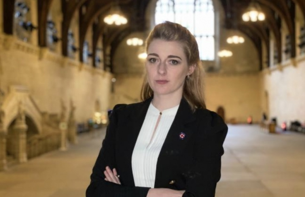 """""""Red Wall"""" Conservative is the Tories' first out, female bisexual MP."""