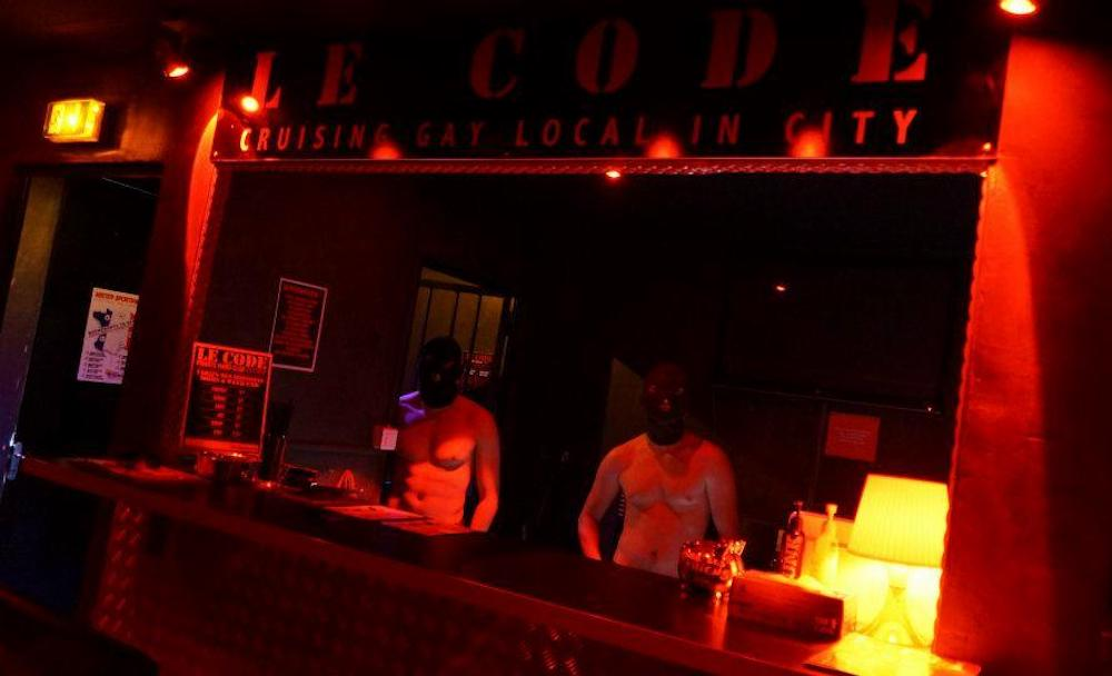 Revealed! The South of France's top gay cruising bars. NSFW.